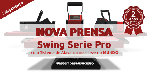 prensa plana swing