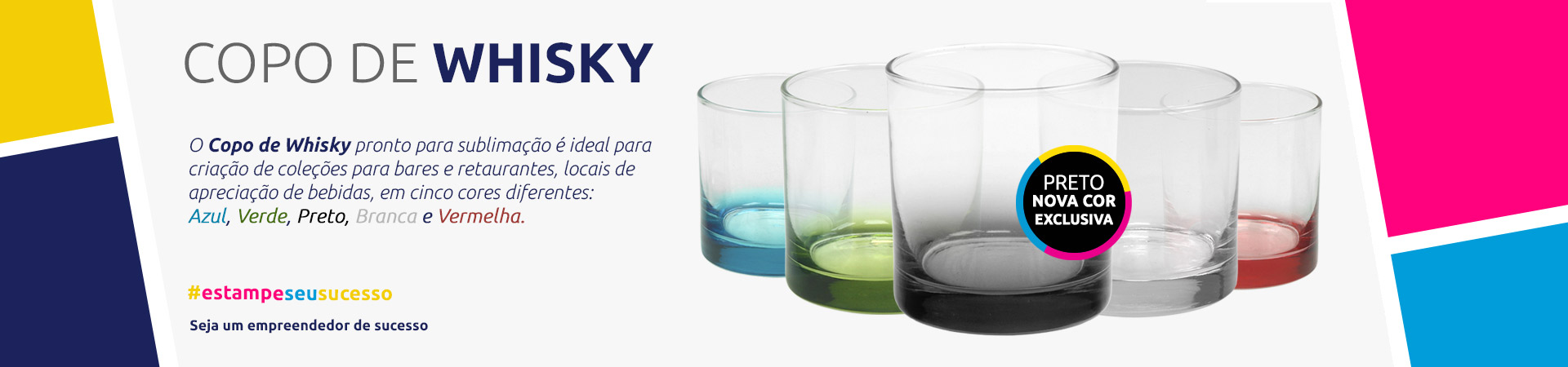 Copo Whisky