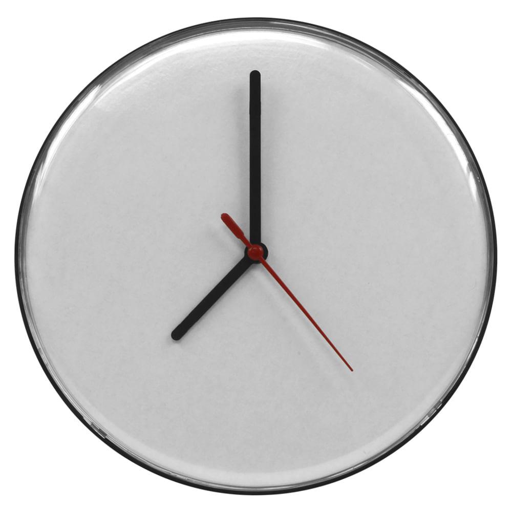 689b0761d81 Relógio de Parede para Sublimação - Simples - Diferencial Print -  diferencialprint