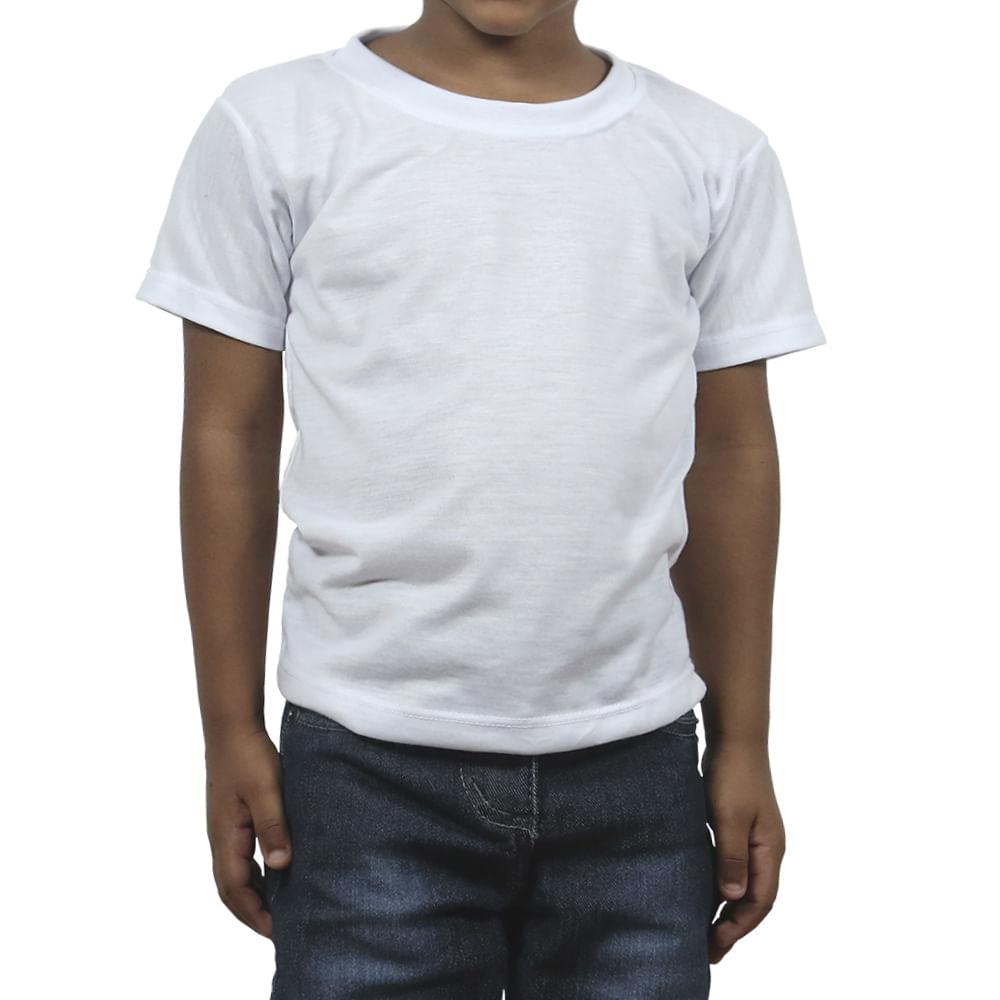 cfb46dbbc68b5 Camiseta de Poliéster para Sublimação - Juvenil - Diferencial Print ...