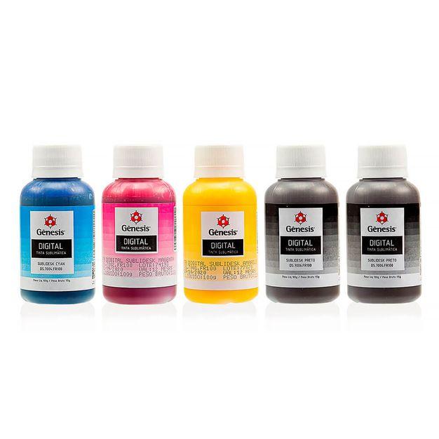 887-kit-de-tinta-sublimatica-100ml-5-cores
