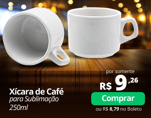 Caneca Cafe 250ml