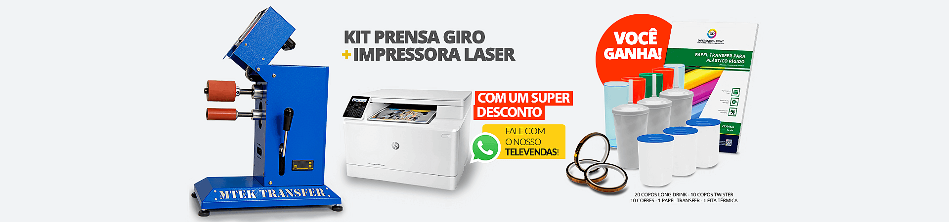 Kit Prensa Giro